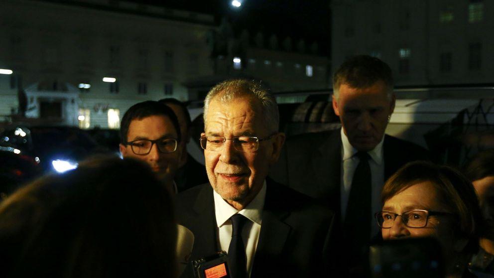 Austria se salva 'in extremis' de caer ante el empuje populista