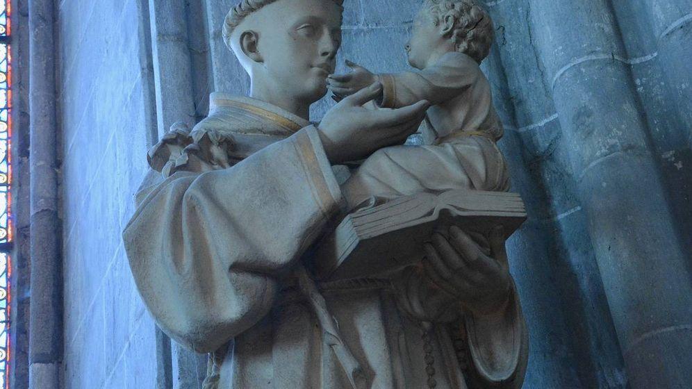 Foto: Cada 13 de junio se rinde homenaje a San Antonio de Padua (Pixabay)