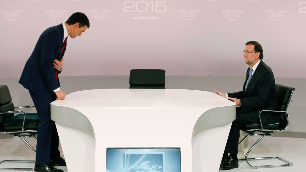 ¿Quién dijo qué en el 'cara a cara' entre Mariano Rajoy y Pedro Sánchez?