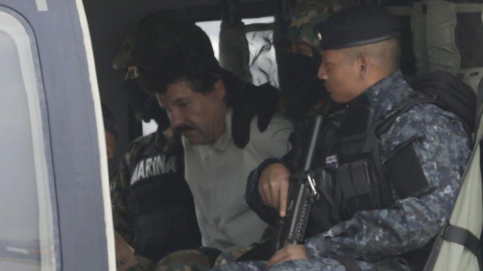El 'Chapo' invirtió en la campaña de Peña Nieto para evitar ser arrestado