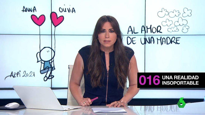 Inés García (La Sexta) denuncia graves insultos tras su discurso sobre Anna y Olivia
