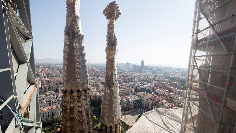 El vídeo que muestra el ascensor con el que contará la torre más alta de la Sagrada Familia