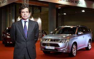 """Rafael Sainz: """"El objetivo es conseguir el 1% de cuota para Mitsubishi en el mercado español"""""""