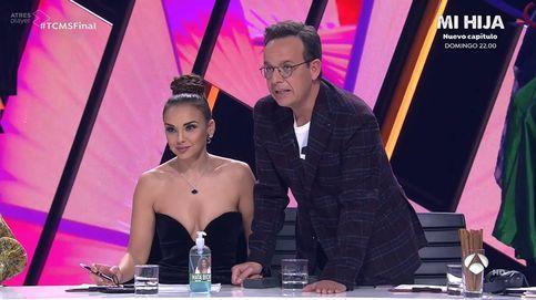 He insultado a la tele: tormenta de quejas a Antena 3 por cortar la final de 'TCMS 8'
