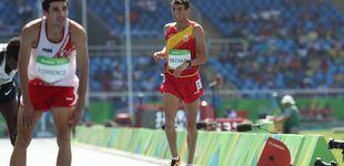 Post de La IAAF acepta la alegación de Mechaal y le levanta la suspensión cautelar