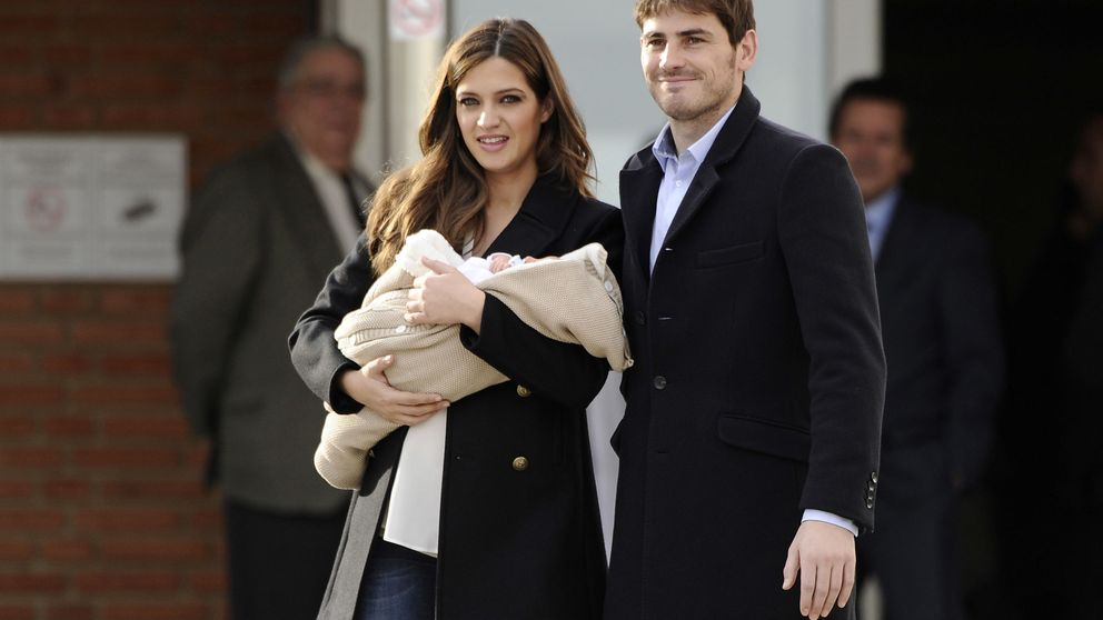 Martín, el bebé que llegó para cambiar la vida de Iker y Sara, cumple dos años