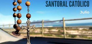 Post de Santoral católico de julio: todos los santos del mes, de San Fermín a Santiago Apóstol