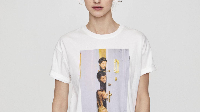 Camiseta de 'Friends'. (Cortesía)