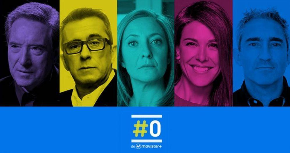 Foto: Cero es el nuevo canal de Movistar+ que sustituye al antiguo Canal+. (EC)