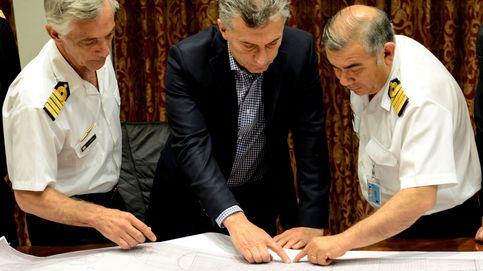 El Gobierno argentino destituye al jefe de la Armada tras el caso del submarino