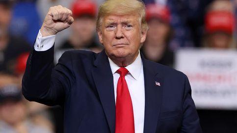 Trump, sin oposición en el caucus de Iowa y retraso en el recuento demócrata por fallos