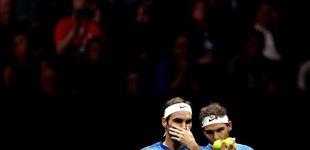 Post de El cambio de planes de Federer para asestar el gran golpe a Nadal