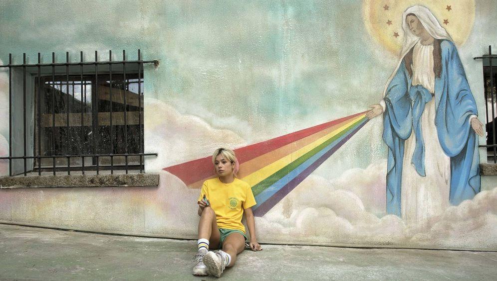 Foto: Fotograma de 'La Llamada', con Susana reflexionando.