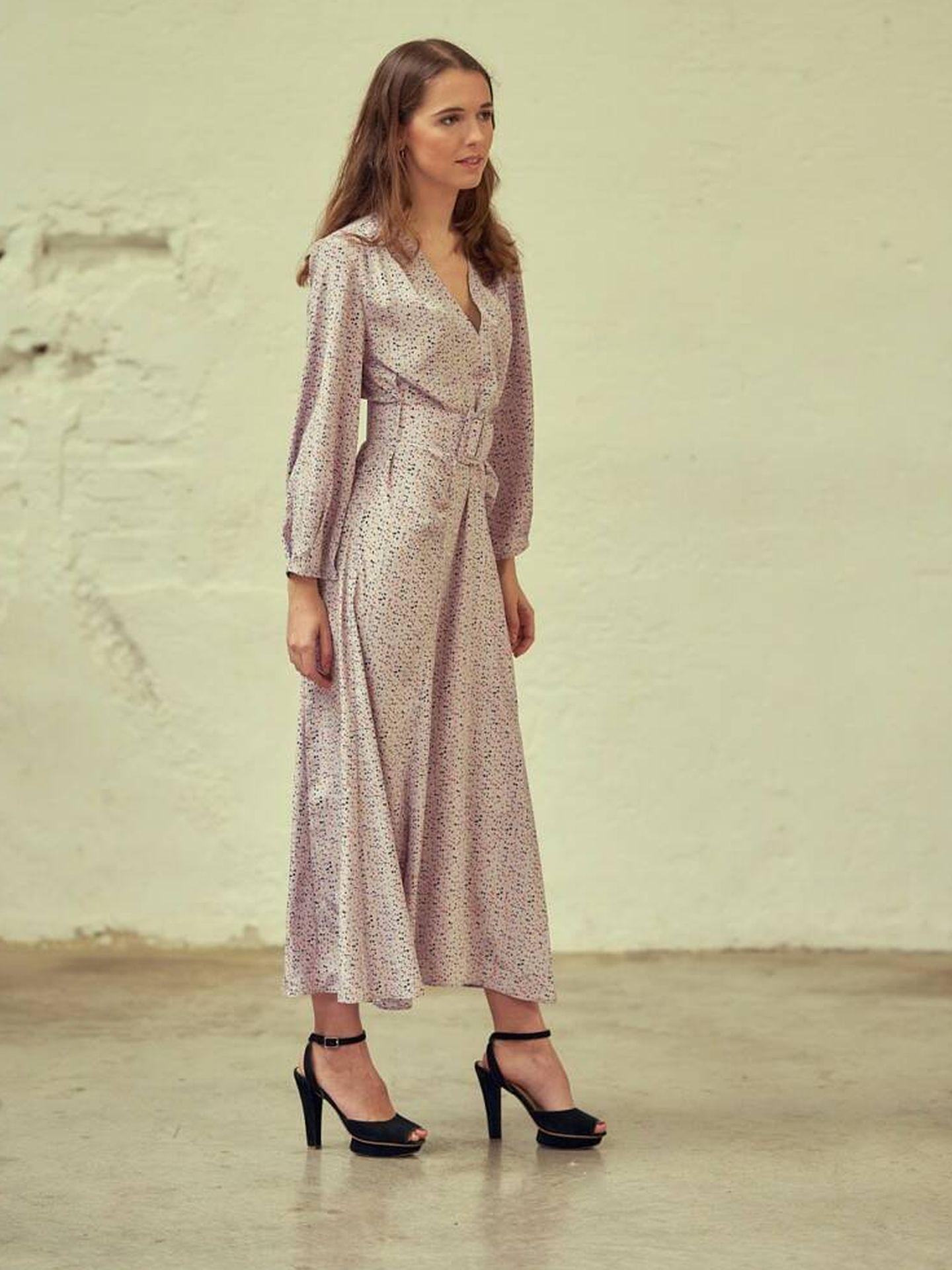 Vestido de Leblon Madrid.