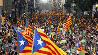 La 'Diada' y TV3, confiscadas por el secesionismo