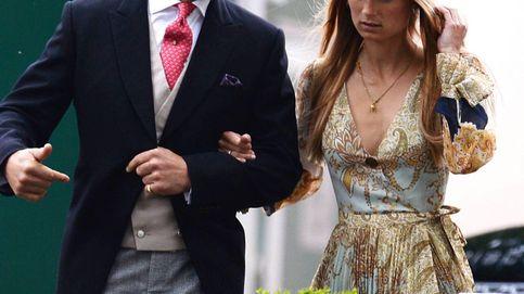 El hermano de Kate Middleton incendia las redes con la foto más atrevida de su novia
