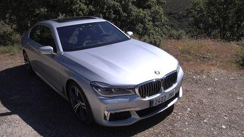 Un BMW de récord: 4,5 litros de consumo en una gran berlina