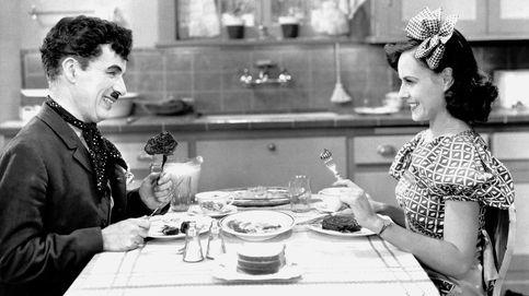 'Tiempos modernos' cumple 85: el escandaloso amor de Chaplin y Paulette Goddard