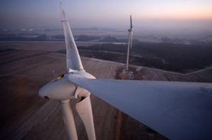 China entra en tromba en la energía eólica