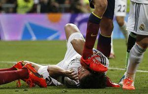 Xavi dice que se vio claramente que Busquets no pisó a Pepe
