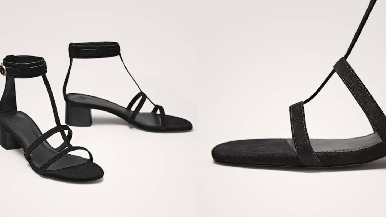 Combina tus sandalias con tus estilismo más 'working girl'. (Cortesía)