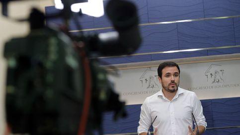 Garzón (IU): Hay esperanza para el diálogo y las soluciones dialogadas