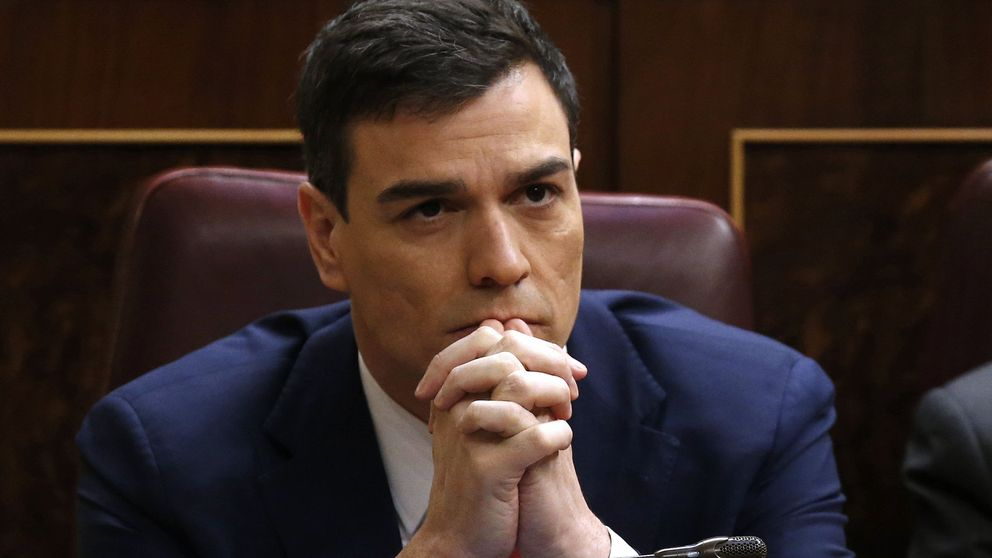 Sánchez a Iglesias: Si vota no, se habrá convertido en lo mismo que venía a cambiar