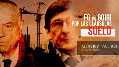 Guerra entre Francisco González y Goirigolzarri por las cláusulas suelo