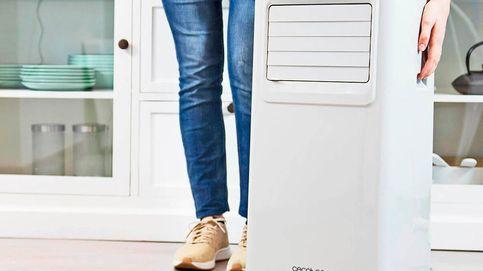 Aire acondicionado Cecotec: opciones portátiles y 'split' al mejor precio