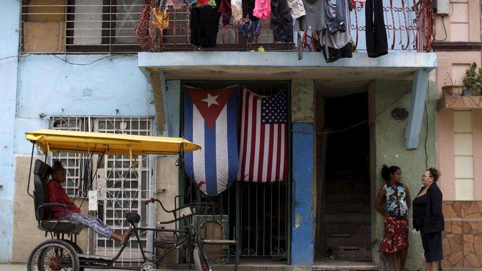 Obama elogia el coraje de los disidentes cubanos en su encuentro  en La Habana
