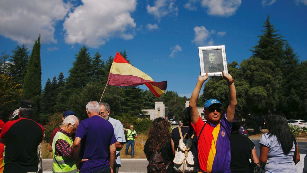 Sacar a Franco ya o tras el parón: el texto está ultimado y la decisión es de Sánchez
