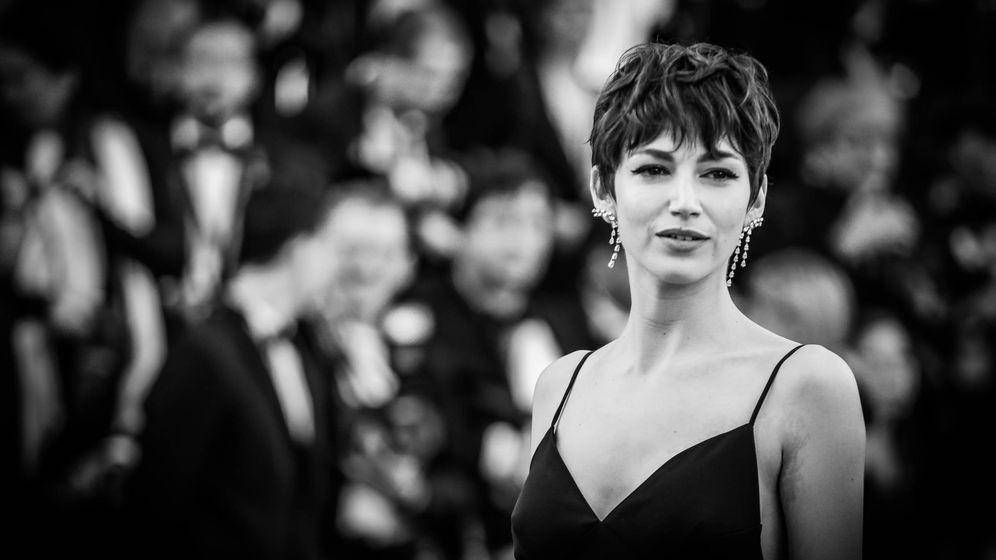 Foto: Úrsula Corberó, en la alfombra roja de Cannes. (Getty)