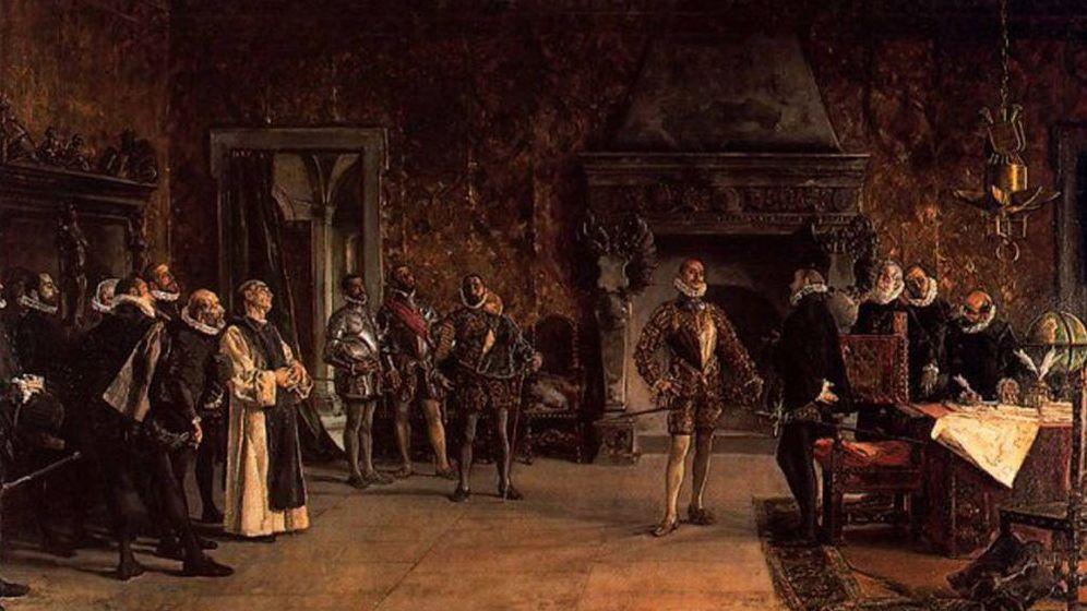 Foto: La sórdida red de espías de Felipe II.