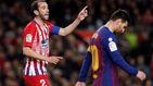 Adiós de Godín al Atlético de Madrid: ficha por el Inter de Milán