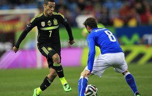 Thiago hace un roto a Del Bosque para renovar la estrella en Brasil