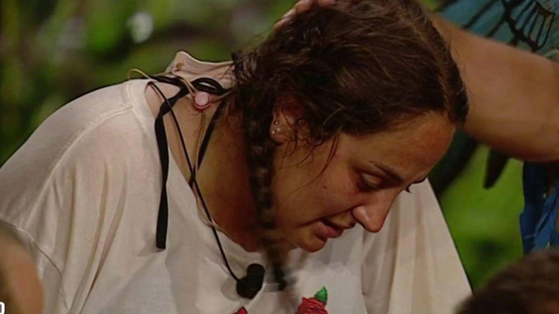 Rocío Flores, en 'Supervivientes 2020'. (Mediaset España)
