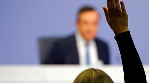 Burbujas, desplomes y alivio: Los mercados en los momentos críticos de la era Draghi
