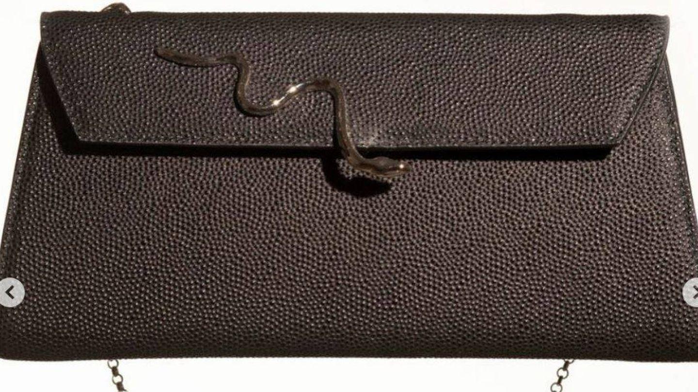 Otro de los bolsos diseñados por la royal. (Instagram)
