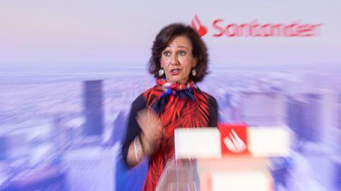 Santander recorta pérdidas hasta 9.048M, vuelve al dividendo y prepara un ERE
