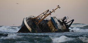 Post de La increíble historia del náufrago atrapado en un barco durante 3 días