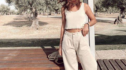 Los jeans slouchy de Zara que necesitas este otoño y Marta Riumbau nos enseña a combinarlos