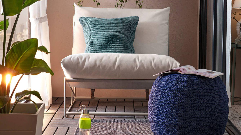 Cómodo y bonito, este sillón de Ikea es un sueño