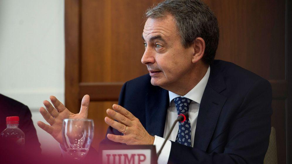 Foto: El ex presidente del Gobierno José Luis Rodríguez Zapatero. (EFE)
