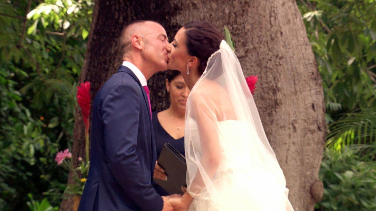 Foto: Imagen del programa 'Casados a primera vista'
