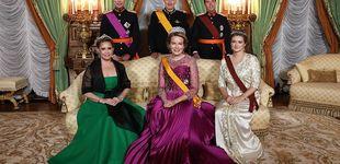 Post de Cena de gala (con tiaras y muchos brillos) en Luxemburgo y la minipresencia de Letizia