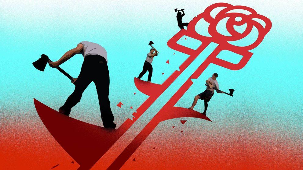 El 'golpe de los coroneles' para poner fin al bienio negro del PSOE
