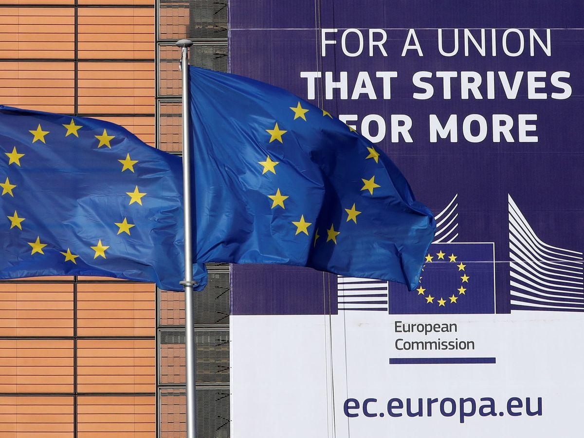 Foto: La sede de la Comisión Europea en Bruselas. (Reuters)