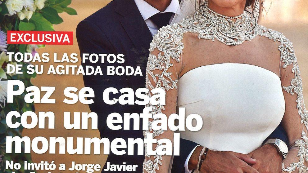 Kiosco Rosa: Kiko Rivera, Paz Padilla... Las revistas se van de boda
