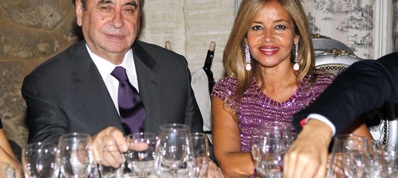 Foto: Pedro Trapote y Begoña García Vaquero, en una imagen de archivo (I.C.)