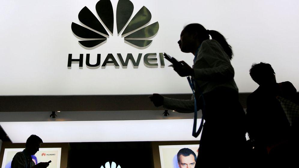 Foto: Una tienda de Huawei en una imagen de archivo. (Reuters)